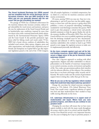 Marine News Magazine, page 15,  Feb 2020