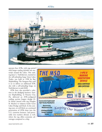 Marine News Magazine, page 37,  Feb 2020