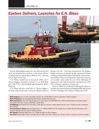 Marine News Magazine, page 45,  Feb 2020