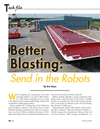 Marine News Magazine, page 50,  Feb 2020