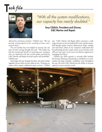 Marine News Magazine, page 52,  Feb 2020