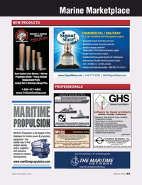 Marine News Magazine, page 63,  Feb 2020