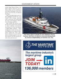 Marine News Magazine, page 29,  Mar 2020