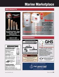 Marine News Magazine, page 63,  Mar 2020