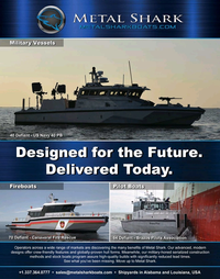 Marine News Magazine, page 2nd Cover,  Apr 2020