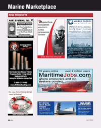 Marine News Magazine, page 46,  Apr 2020