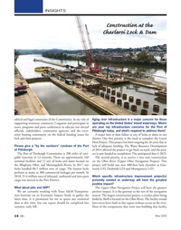 Marine News Magazine, page 14,  May 2020