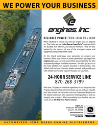 Marine News Magazine, page 2nd Cover,  May 2020