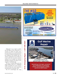 Marine News Magazine, page 31,  May 2020
