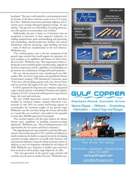 Marine News Magazine, page 39,  May 2020