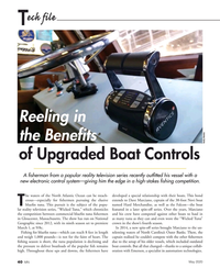 Marine News Magazine, page 40,  May 2020