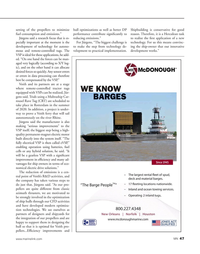 Marine News Magazine, page 47,  May 2020