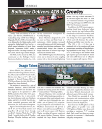 Marine News Magazine, page 52,  May 2020