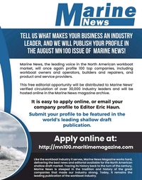 Marine News Magazine, page 55,  May 2020
