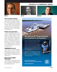 Marine News Magazine, page 57,  May 2020