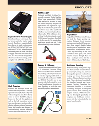 Marine News Magazine, page 59,  May 2020