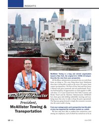Marine News Magazine, page 12,  Jun 2020