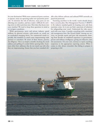 Marine News Magazine, page 16,  Jun 2020
