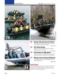 Marine News Magazine, page 2,  Jun 2020