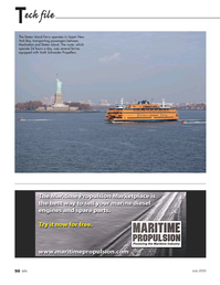 Marine News Magazine, page 50,  Jul 2020