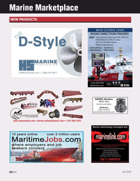 Marine News Magazine, page 62,  Jul 2020