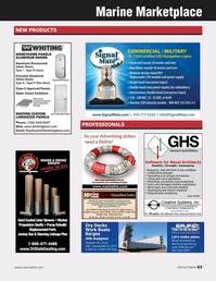 Marine News Magazine, page 63,  Jul 2020