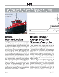 Marine News Magazine, page 8,  Aug 2020