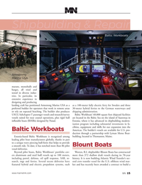 Marine News Magazine, page 15,  Aug 2020