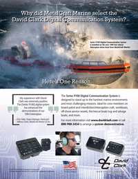 Marine News Magazine, page 2nd Cover,  Aug 2020