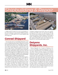 Marine News Magazine, page 18,  Aug 2020