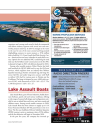 Marine News Magazine, page 21,  Aug 2020