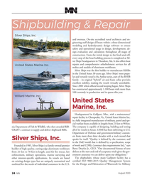 Marine News Magazine, page 24,  Aug 2020
