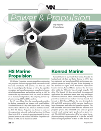 Marine News Magazine, page 32,  Aug 2020