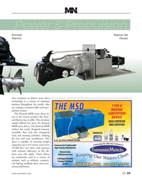 Marine News Magazine, page 33,  Aug 2020
