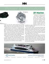 Marine News Magazine, page 39,  Aug 2020