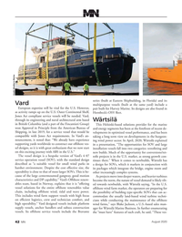 Marine News Magazine, page 42,  Aug 2020