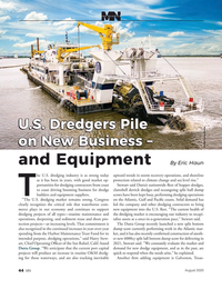 Marine News Magazine, page 44,  Aug 2020