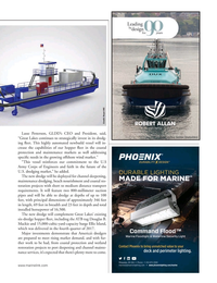 Marine News Magazine, page 47,  Aug 2020