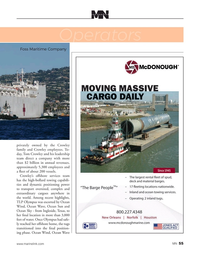 Marine News Magazine, page 55,  Aug 2020