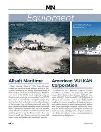 Marine News Magazine, page 64,  Aug 2020
