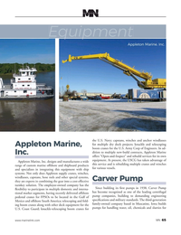 Marine News Magazine, page 65,  Aug 2020