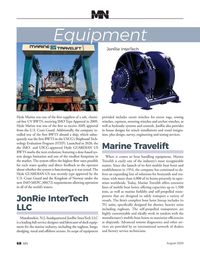 Marine News Magazine, page 68,  Aug 2020