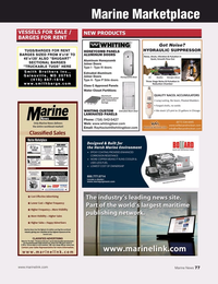 Marine News Magazine, page 77,  Aug 2020