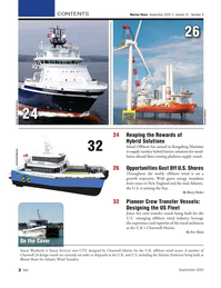 Marine News Magazine, page 2,  Sep 2020