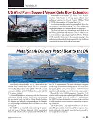 Marine News Magazine, page 55,  Sep 2020