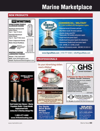 Marine News Magazine, page 63,  Sep 2020