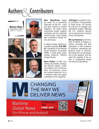 Marine News Magazine, page 6,  Sep 2020