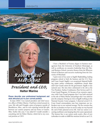 Marine News Magazine, page 13,  Oct 2020