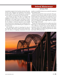 Marine News Magazine, page 21,  Oct 2020