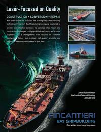 Marine News Magazine, page 1,  Oct 2020